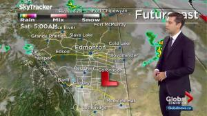 Edmonton Weather Forecast: Aug. 17